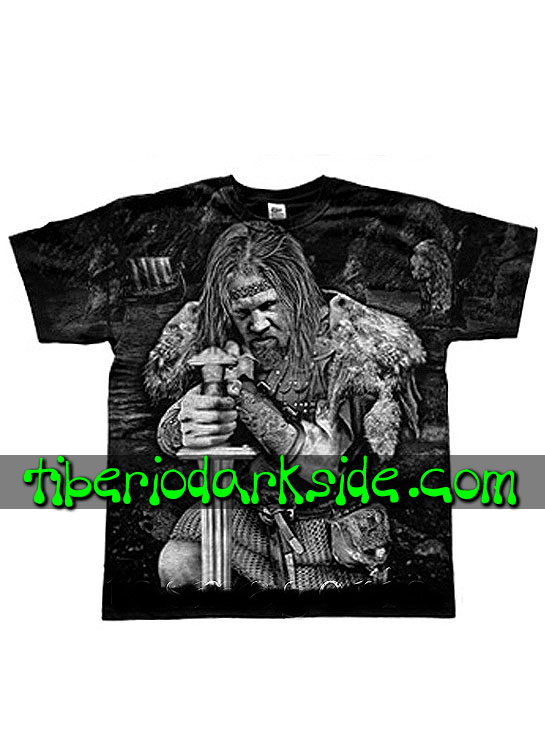 HOMBRE - Camisetas FRUIT OF THE LOOM Camiseta Viking Jarl