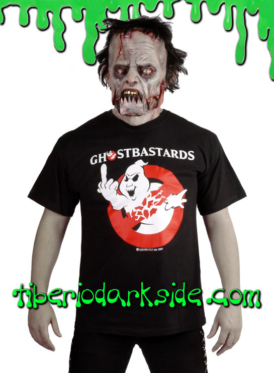 HOMBRE - Camisetas KREEPSVILLE 666 Camiseta Ghostbastards