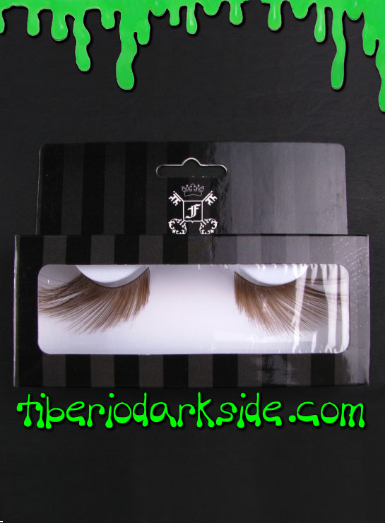 MAKE UP - Lashes Brown False Eyelashes