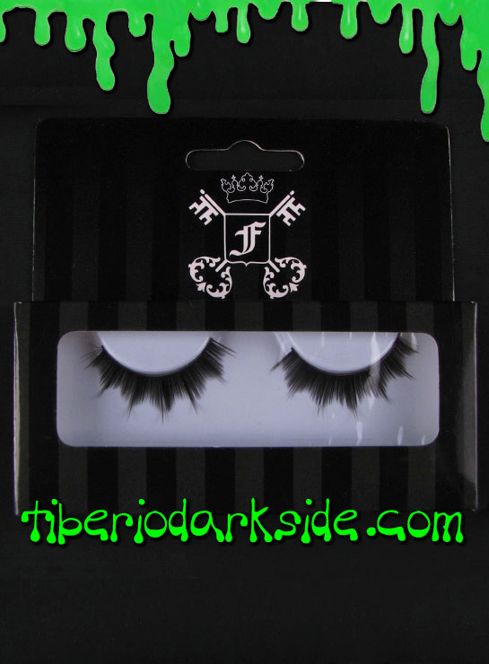 MAKE UP - Lashes Black False Eyelashes