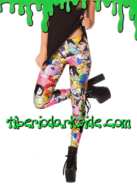 Pantalones - Leggings Leggings Hora de Aventuras