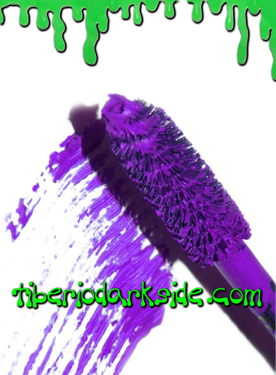 MAKE UP - Lashes STARGAZER Mascara UV Neon Violet