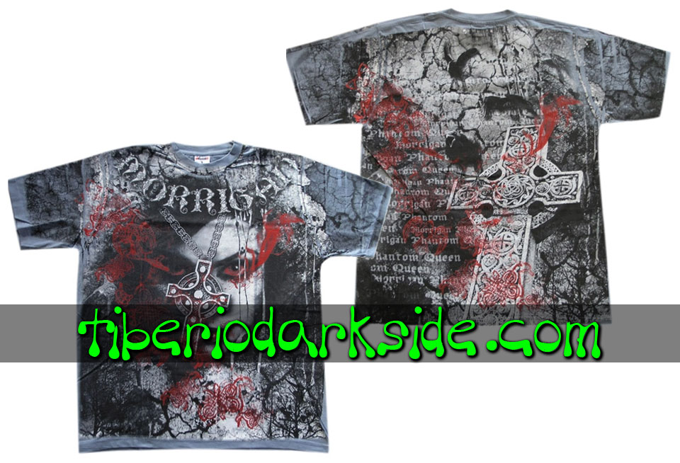 HOMBRE - Camisetas TIBERIO DARK SIDE Camiseta Morrigan