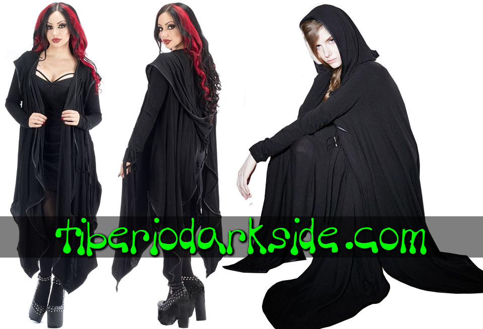 WITCHY & NU GOTH - Outwear PUNK RAVE Witchcraft Nu Goth Coat