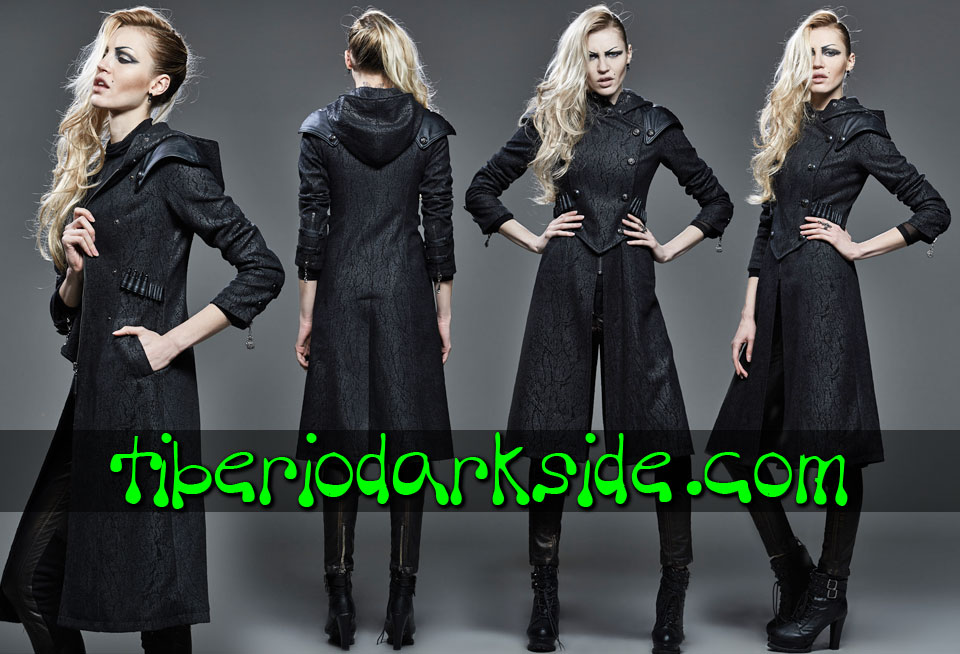 MILITARY - Outwear PUNK RAVE Assasin Military Coat