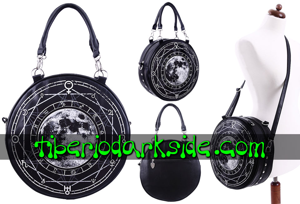 BAGS - Bags RESTYLE Full Moon Nu Goth Bag