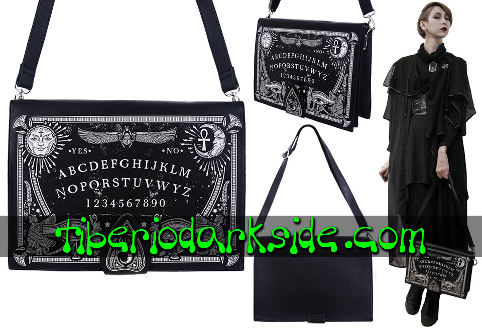 BAGS - Bags RESTYLE Ouija Board Nu Goth Bag