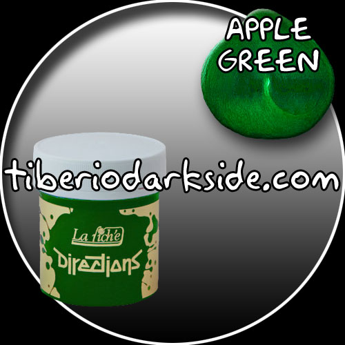 TINTES - Tintes Botes DIRECTIONS Tinte Apple Green