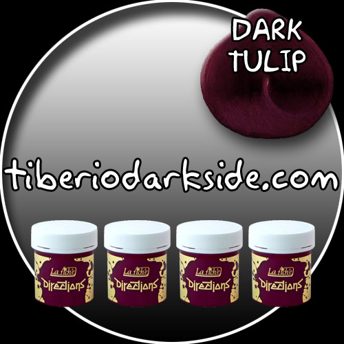 HAIR DYES - Hair Dye Box DIRECTIONS Dark Tulip Hair Dye Box